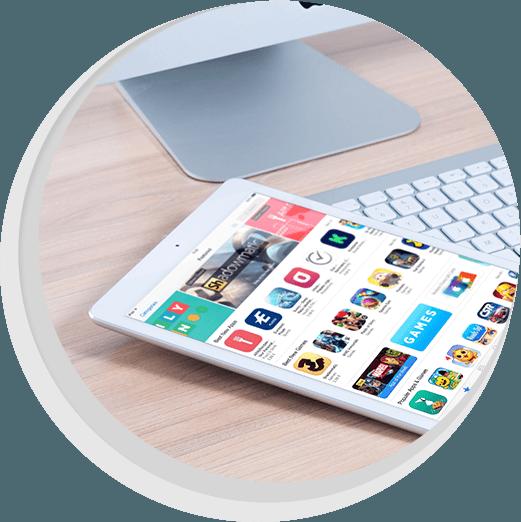 Custom Web Application Service